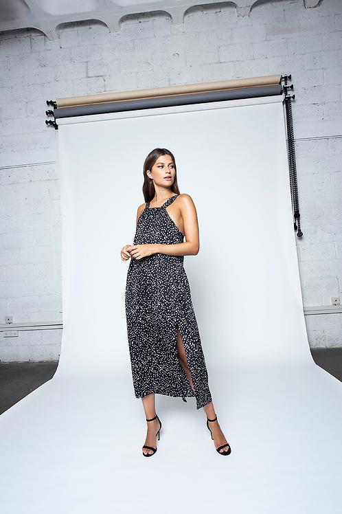 Sarafan Dress - Dots