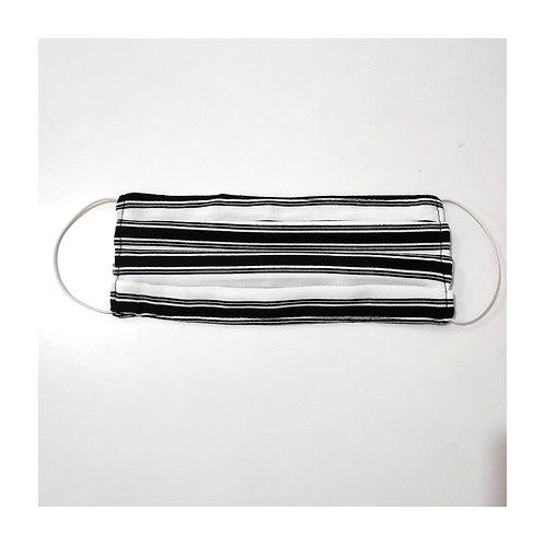 Face mask-stripes