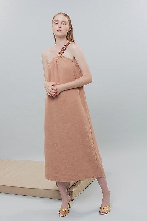 scrunchy dress