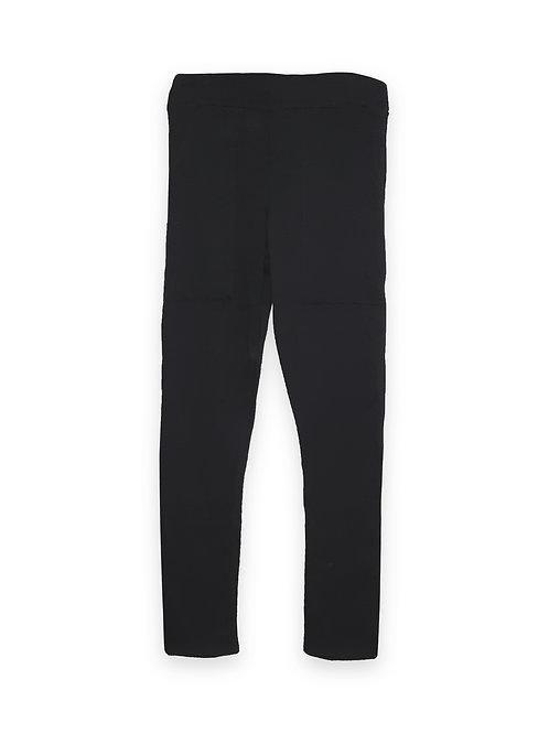 Black Rib pants