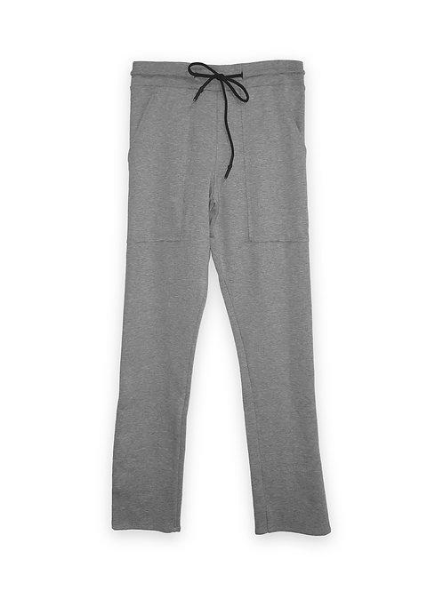 Gray Rib pants