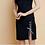 Thumbnail: BODYCON Dress With Slit