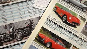 Αντικειμενική αξία των κλασικών οχημάτων και πως αυτή καθορίζεται