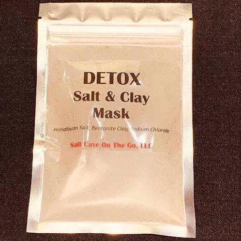 DETOX Salt & Clay Mask