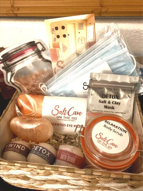 Custom Himalayan Salt Boxes