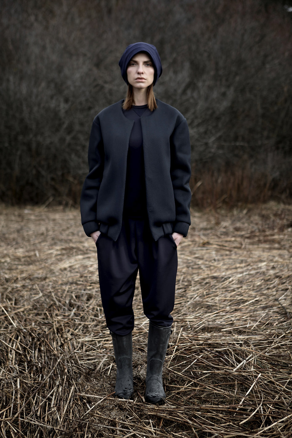 MÊHLÊ womenswear AW13 collection, Mehle