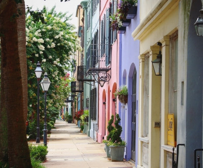 Setting Inspiration for Always, Ella: A Look at Charleston, S.C.