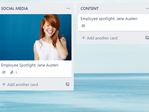 8 Easy Steps for Building Your Recruitment Marketing Content Calendar with Trello
