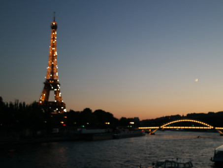 Travel Guide: 4 Days in Paris