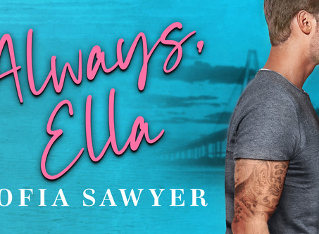 Cover Reveal for Always, Ella