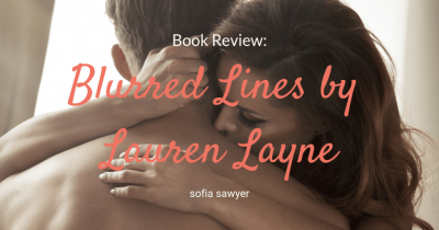 Book Review: Blurred Lines by Lauren Layne