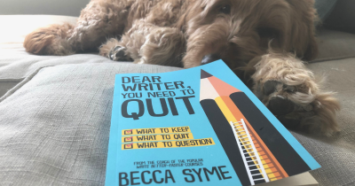 Book Review: Dear Writer, You Need to Quit