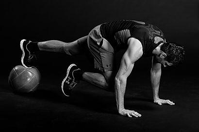 Sixpack und Athletiktraining