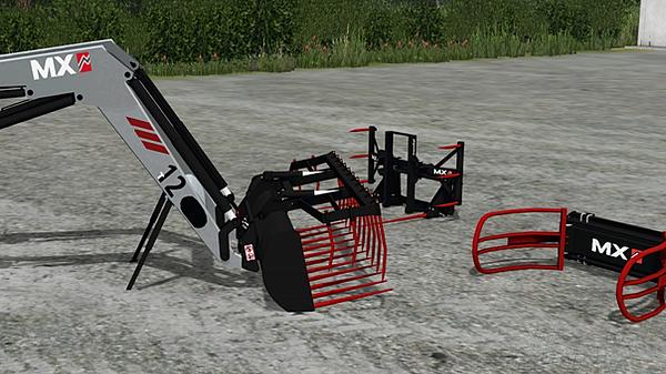 Le Farmer Mods FS17 Fourche Telescopic