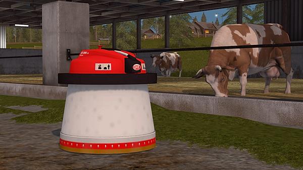 Le Farmer Mods FS17 Alimentation Animaux