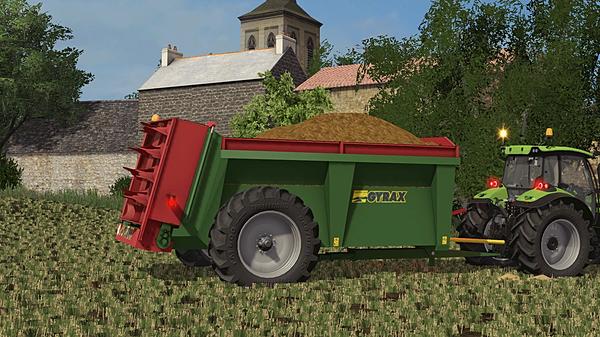 Le Farmer Mods FS17 Epandeur Fumier Lisier