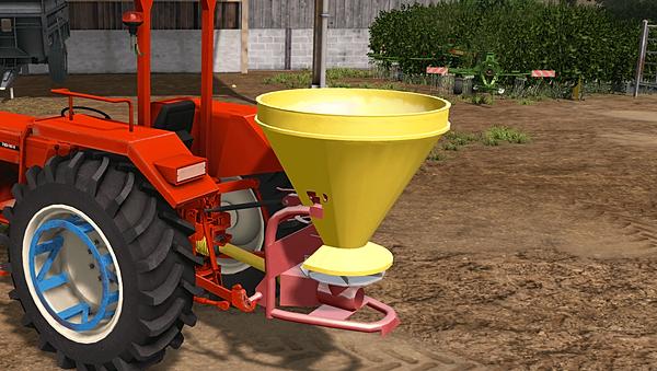 Le Farmer Mods FS17 Epandeur Engrais