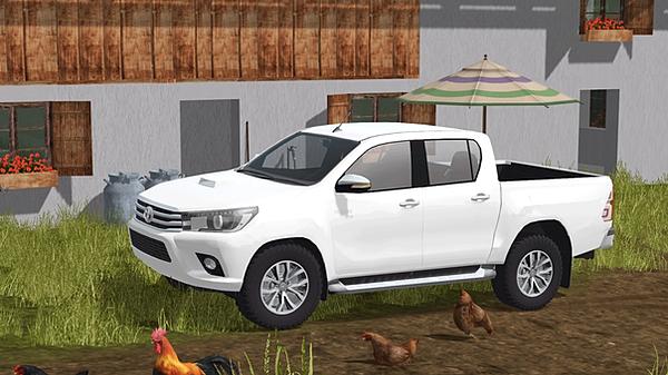Le Farmer Mods FS17 Voiture Camion