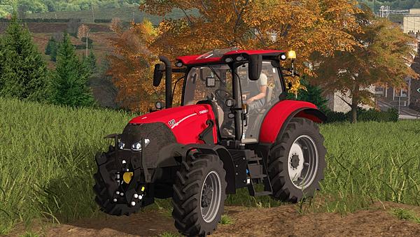Le Farmer Mods FS17 Tracteur