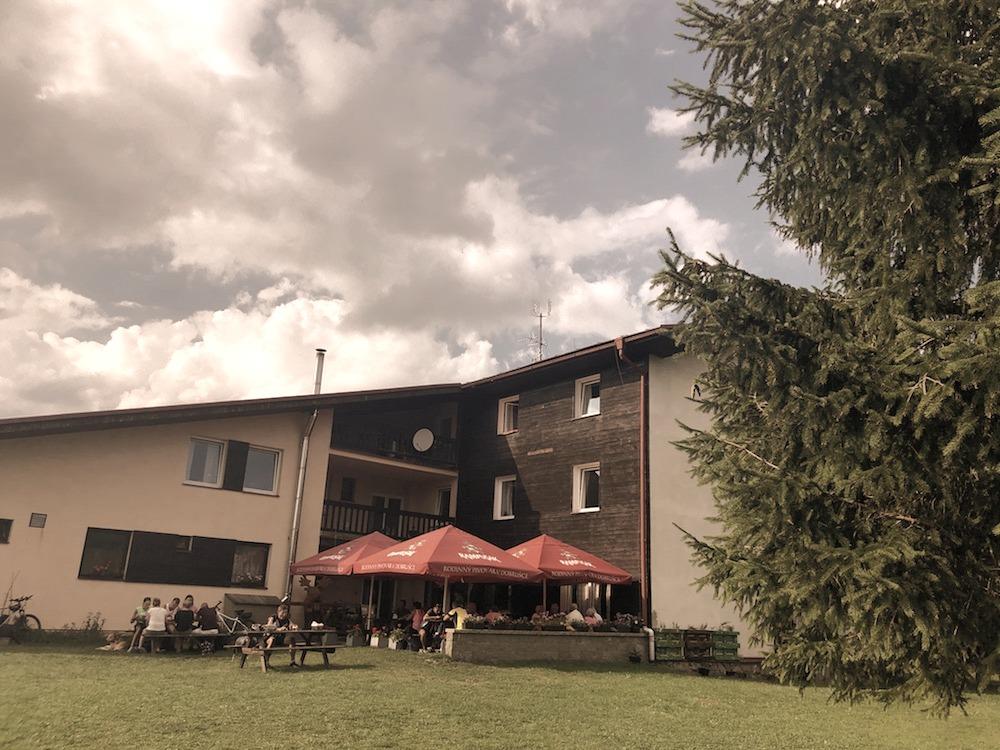 Horska chata Zahori