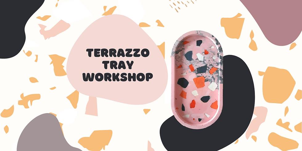 Terrazzo Tray Workshop