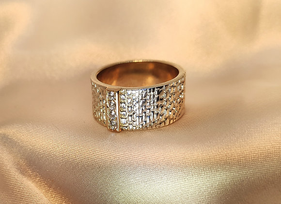 Snake or rose diamants