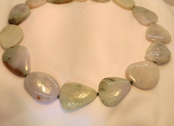 Collier de jades