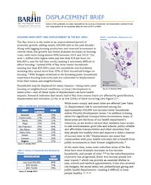 Housing Displacement Brief