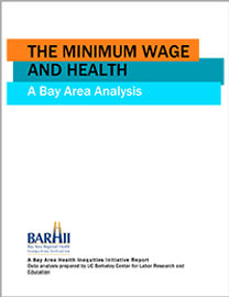 Minimum Wage and Health: A Bay Area Analysis
