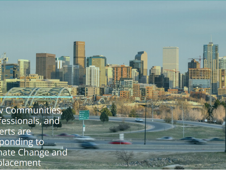Climate Change and Displacement in U.S. Communities - EcoAdapt and SPARCC
