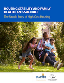 Housing Stability and Family Health Brief