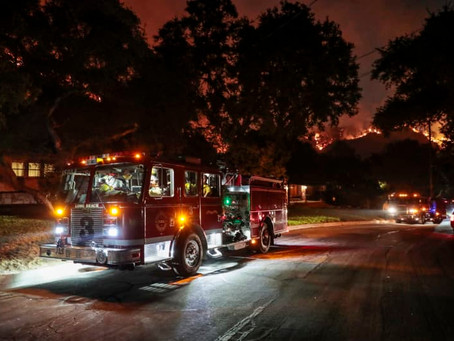 Western Wildfires Could Worsen Inequality - The Progressive; September 16, 2020