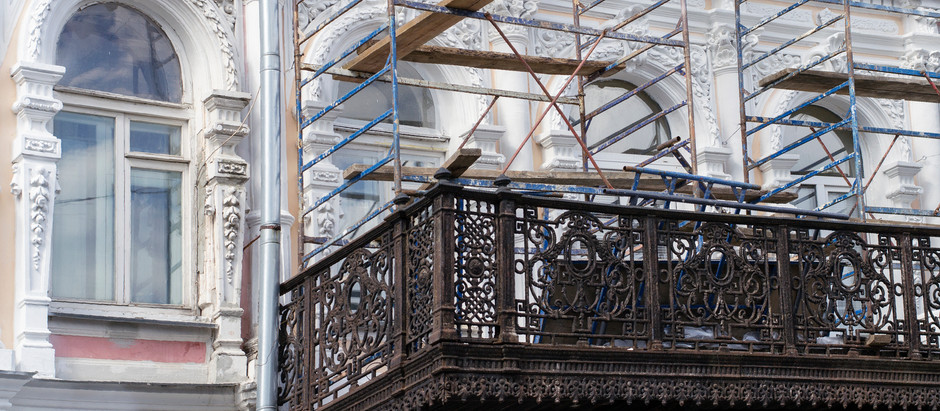 Staying in Compliance with Boston Facade Ordinance 9.9‐12 & Facade Safety Certification