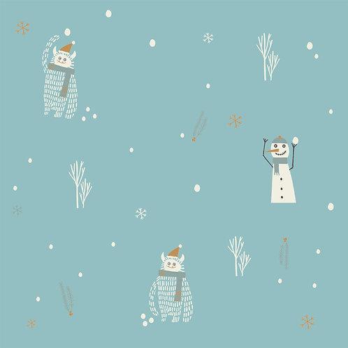 COTONE P86 YETI & SNOWMAN