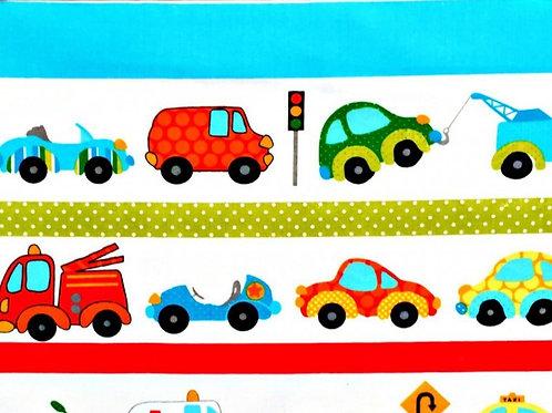 SCAMPOLO 24X160 COTONE CARS