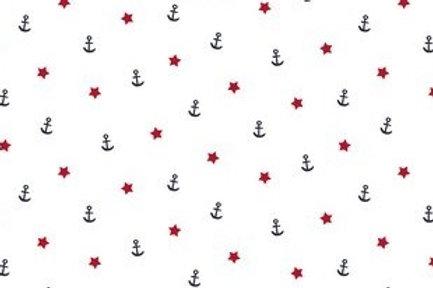 COTONE POPELIN - SEA ADVENTURES