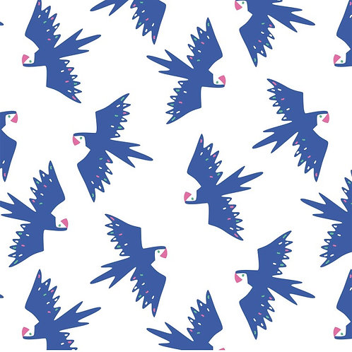 CANVAS SLIM CS5 tropical birds