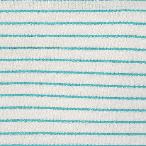 SWEAT TOWEL - ST1 RIGHE AZZURRE
