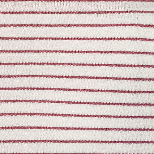 SWEAT TOWEL - ST2 RIGHE ROSSE
