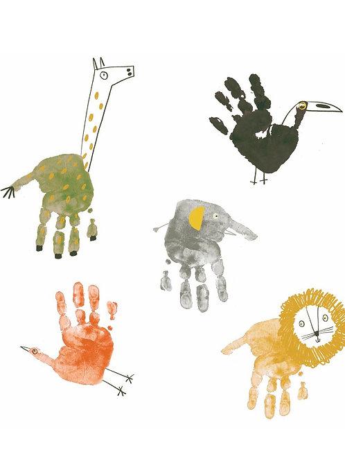 JERSEY J53 ANIMAL HAND
