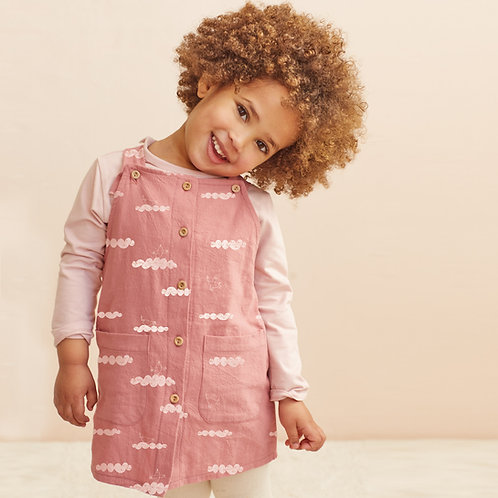 RUSTIC COTTON PEACER MAKER PINK