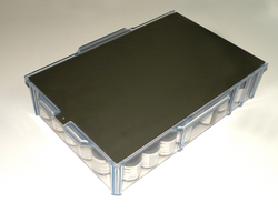 Vial Tray with Lid