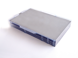 Vial Tray 1202S with Locking Lid