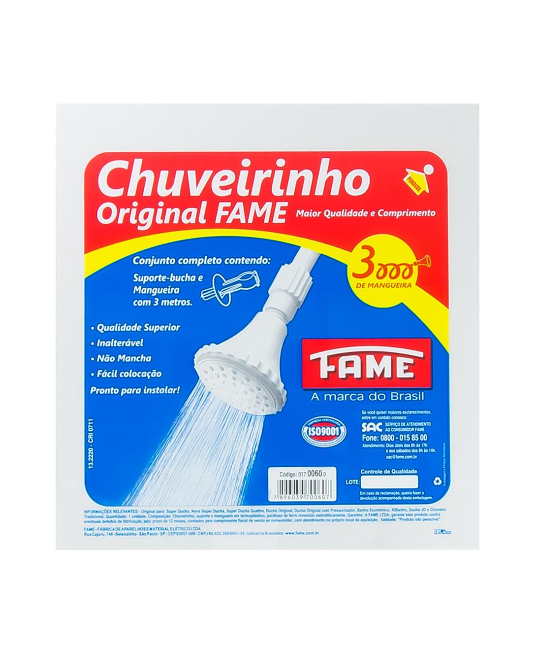 CHUVEIRO
