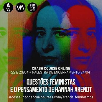 Questões feministas e o pensamento de Ha