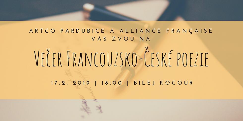 Večer francouzsko-české poezie