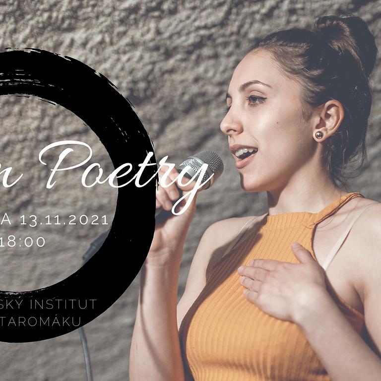 Slam poetry ve SI