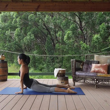 Yoga-Upward Dog