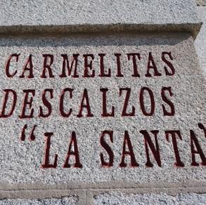 Segovia Carmelitas Descalzos in Spain
