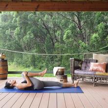 Yoga-Wind Freeing